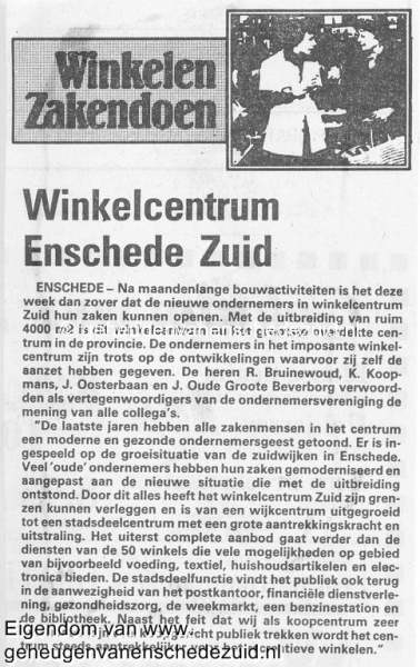 1991 sept, Opening en Nieuwbouw Bruna  WC Zuid, bron Anne Postma (63).jpg