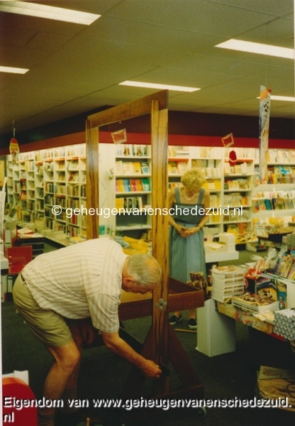 1991 sept, Opening en Nieuwbouw Bruna  WC Zuid, bron Anne Postma (79).jpg